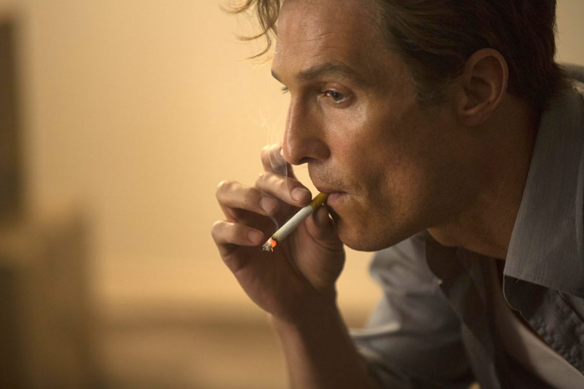 Matthew McConaughey Detektyw