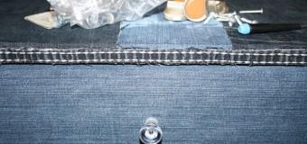 Moja stara kanapa i zdechła komoda – DIY